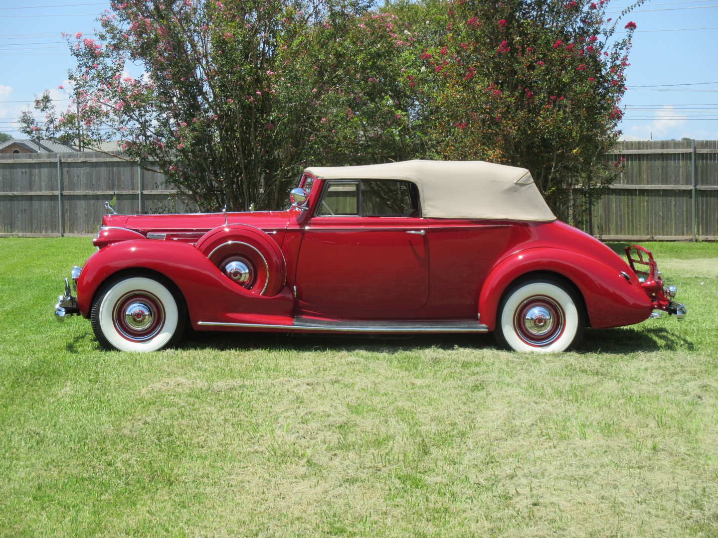 9th Image of a 1938 PACKARD TWELVE VICTORIA