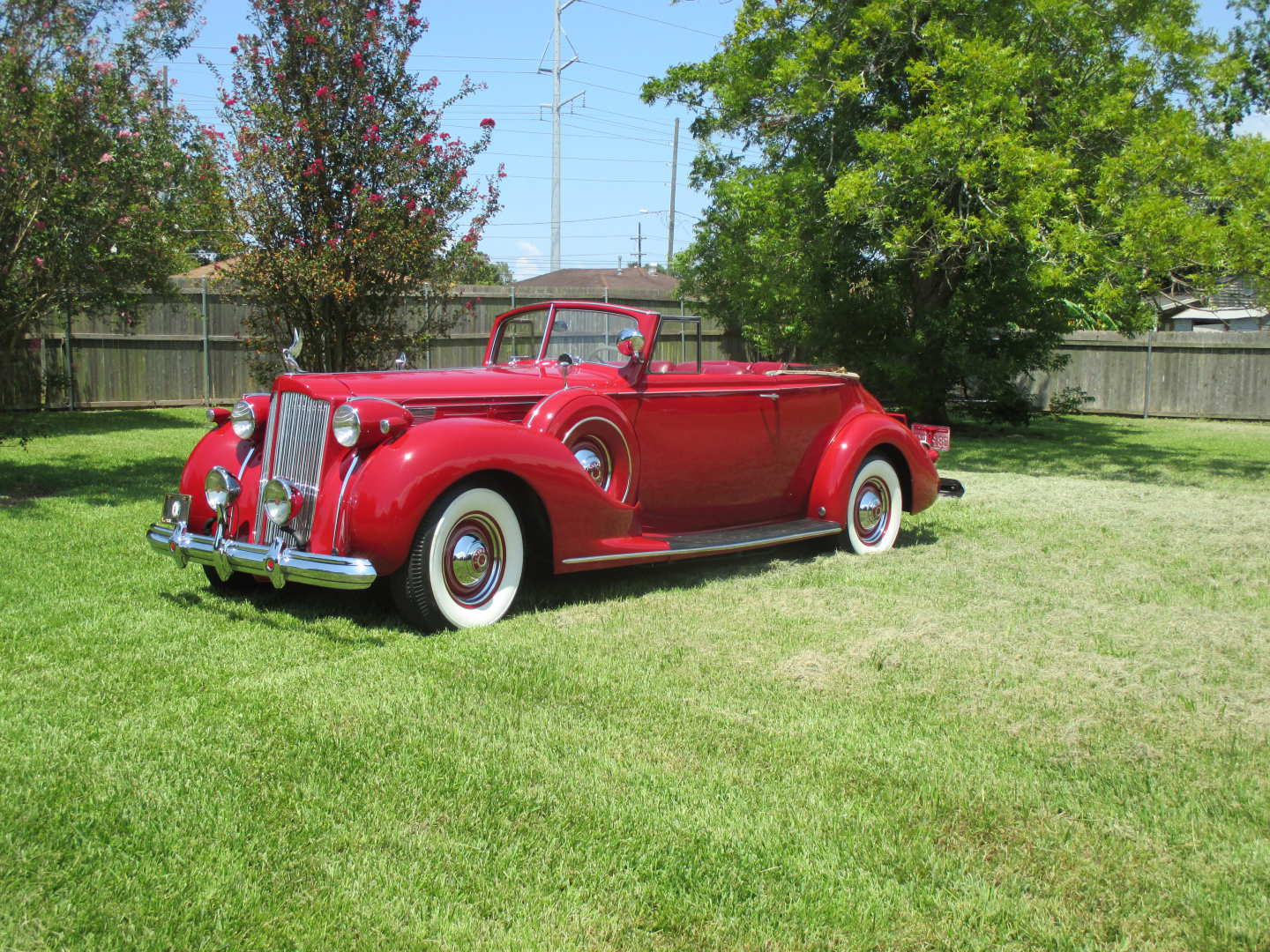 21st Image of a 1938 PACKARD TWELVE VICTORIA