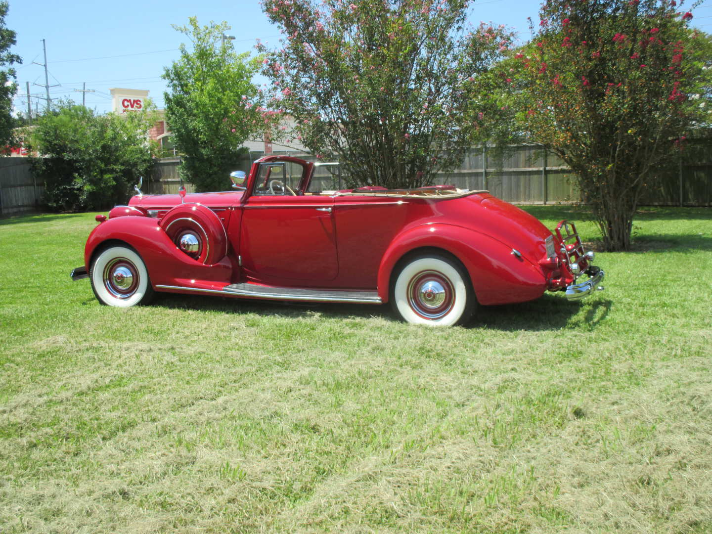 18th Image of a 1938 PACKARD TWELVE VICTORIA