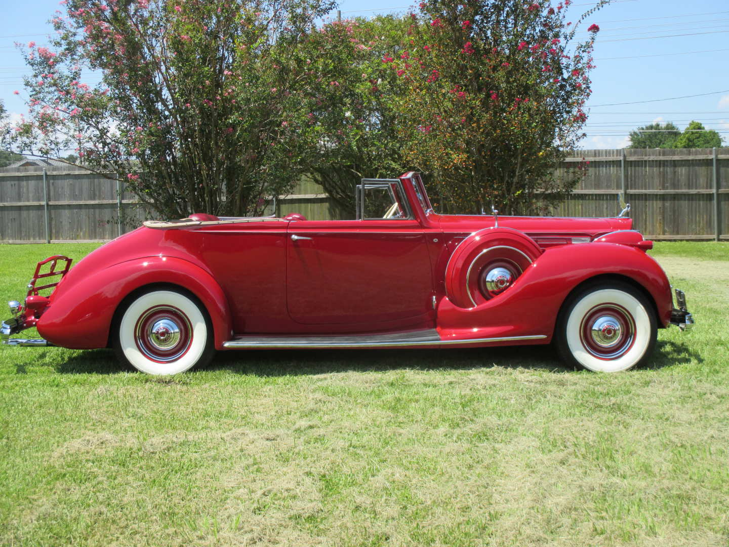11th Image of a 1938 PACKARD TWELVE VICTORIA
