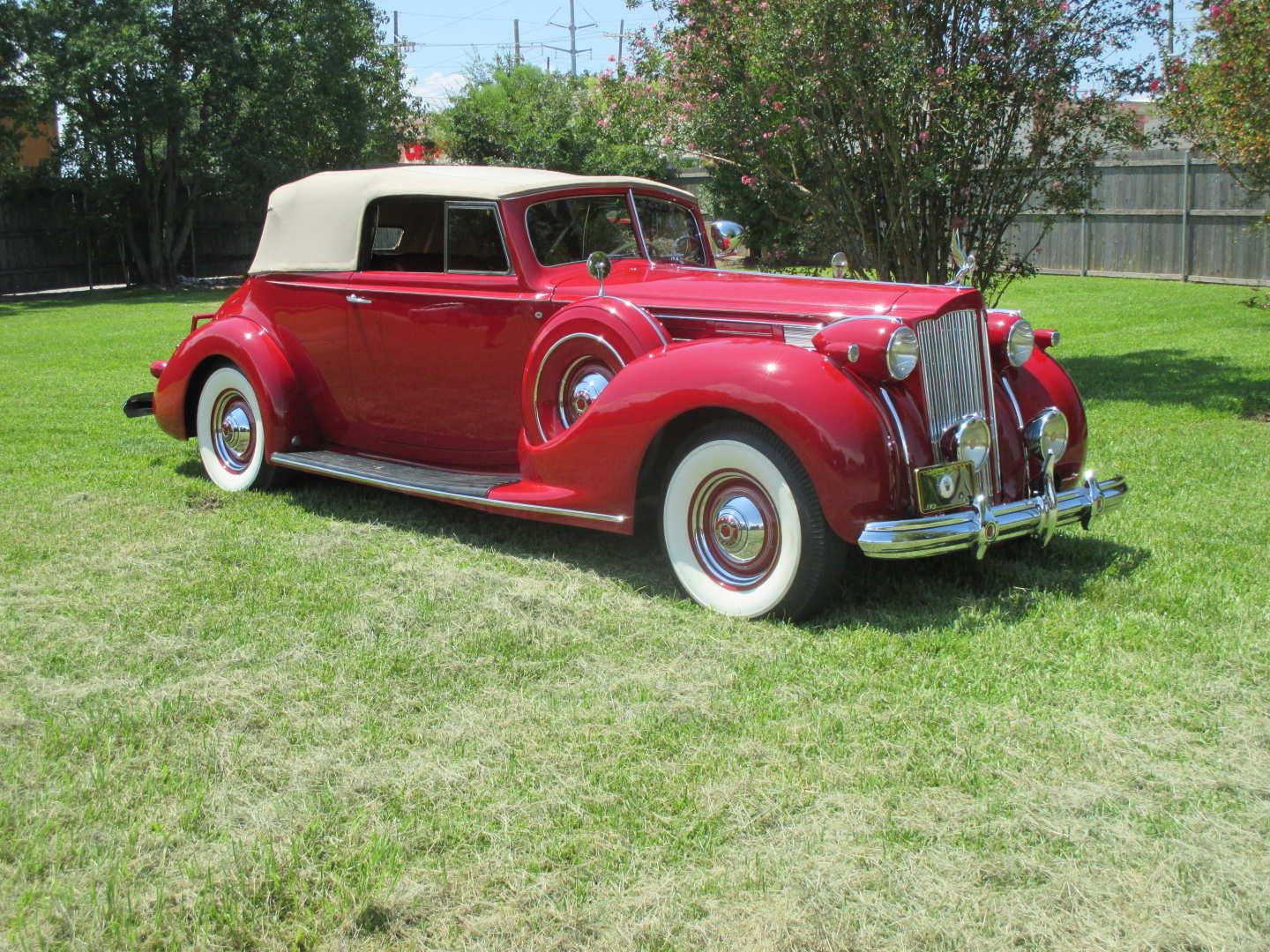12th Image of a 1938 PACKARD TWELVE VICTORIA