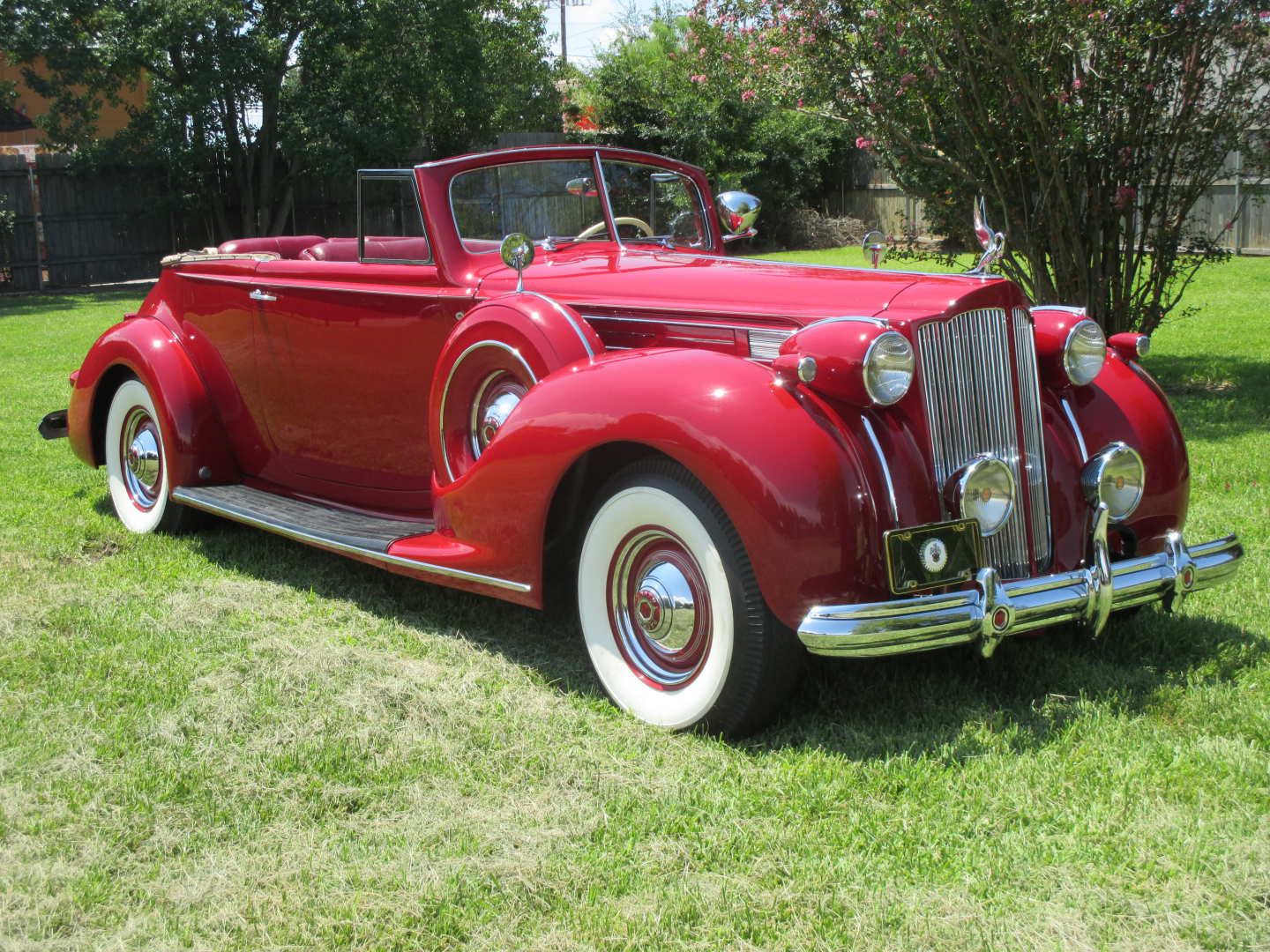 22nd Image of a 1938 PACKARD TWELVE VICTORIA