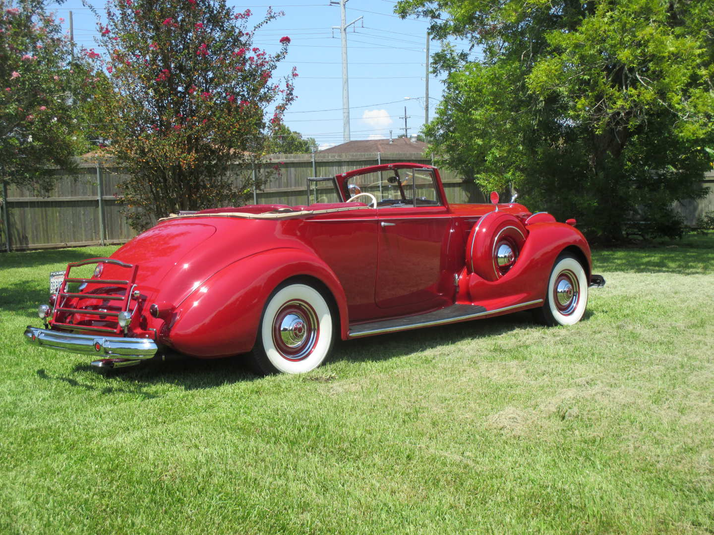 6th Image of a 1938 PACKARD TWELVE VICTORIA