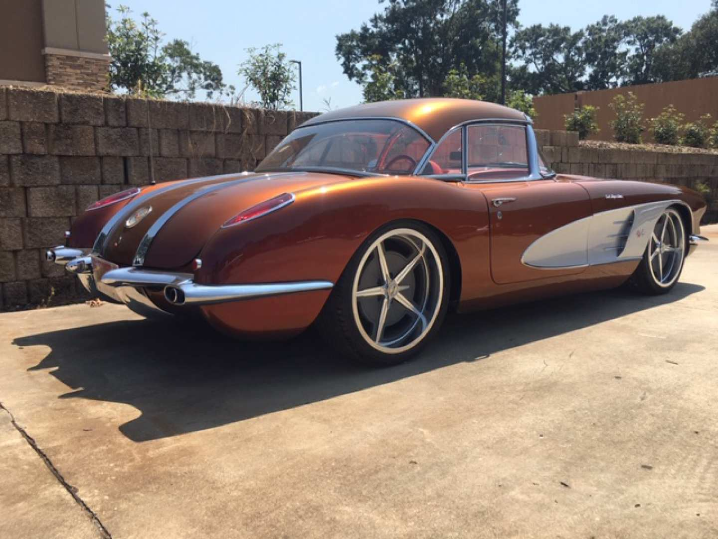 6th Image of a 1958 CHEVROLET CORVETTE