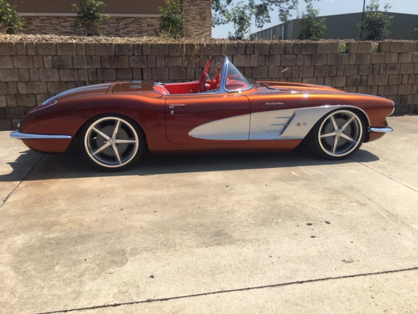 5th Image of a 1958 CHEVROLET CORVETTE