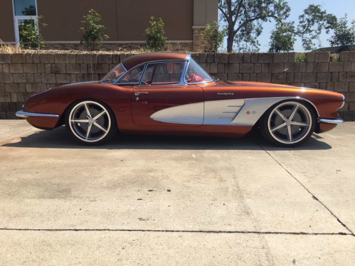 11th Image of a 1958 CHEVROLET CORVETTE