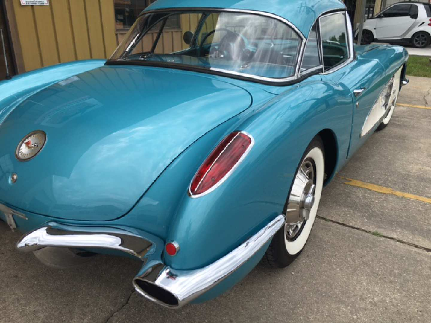 14th Image of a 1959 CHEVROLET CORVETTE