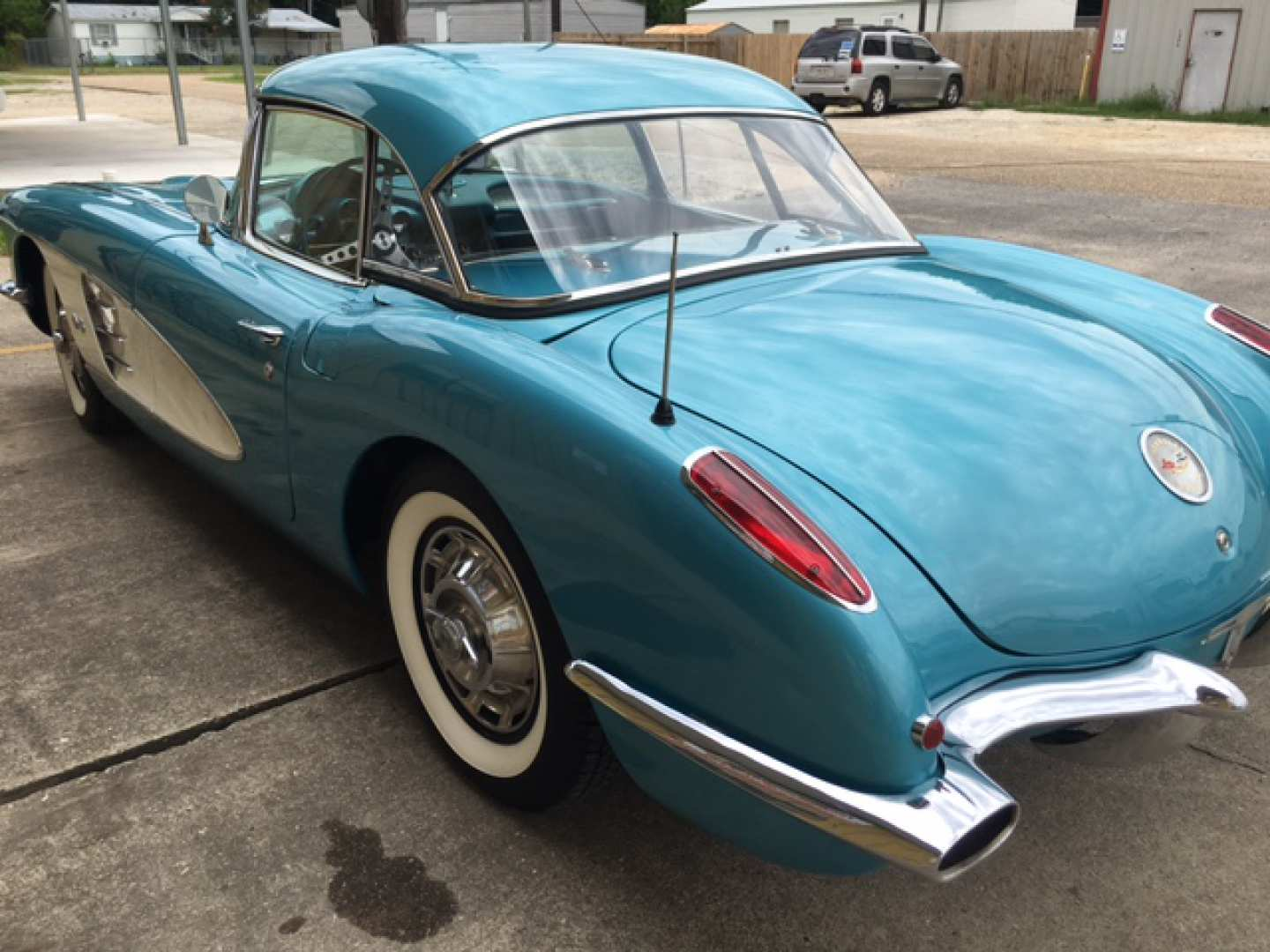 17th Image of a 1959 CHEVROLET CORVETTE