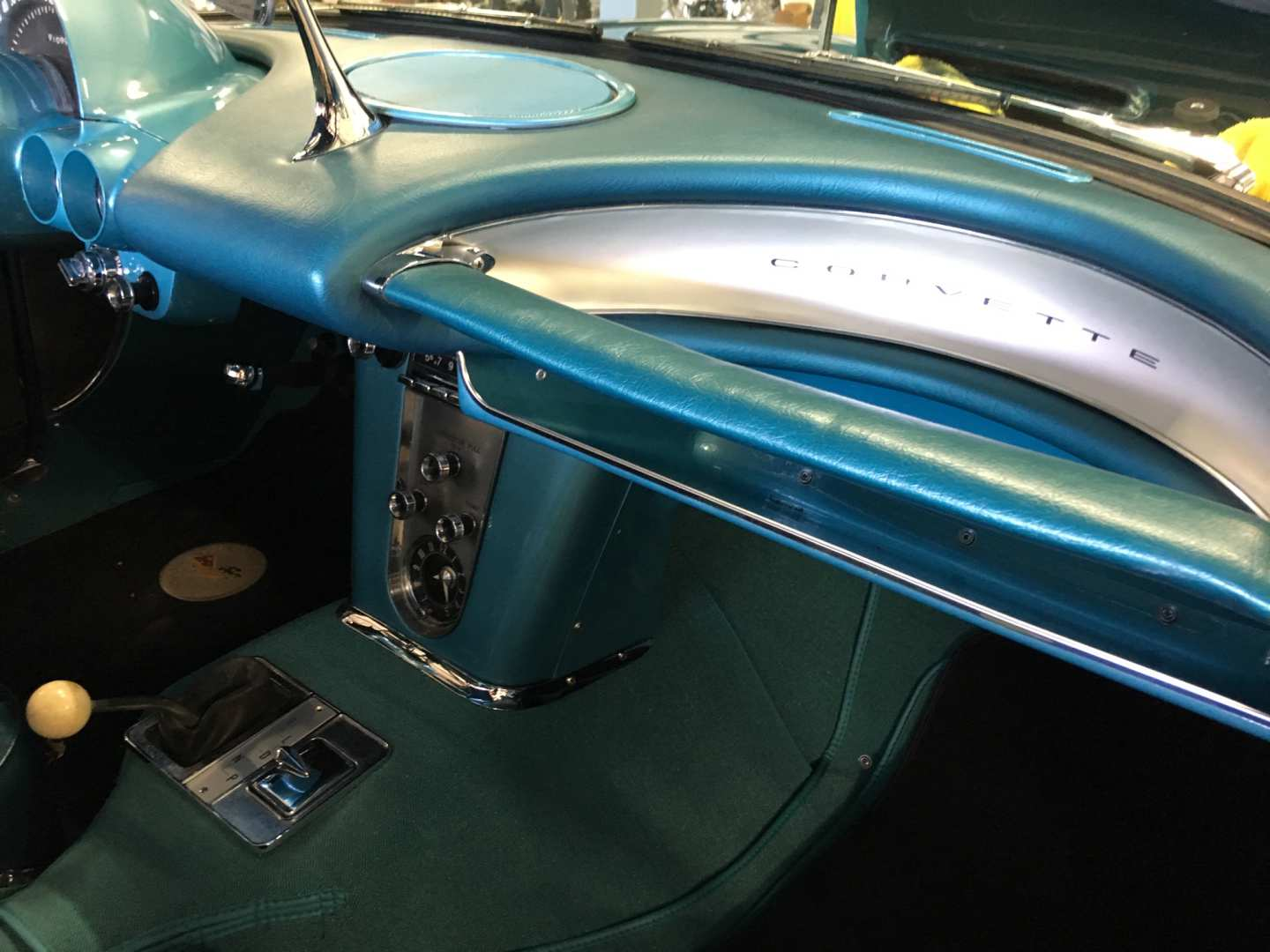 8th Image of a 1959 CHEVROLET CORVETTE