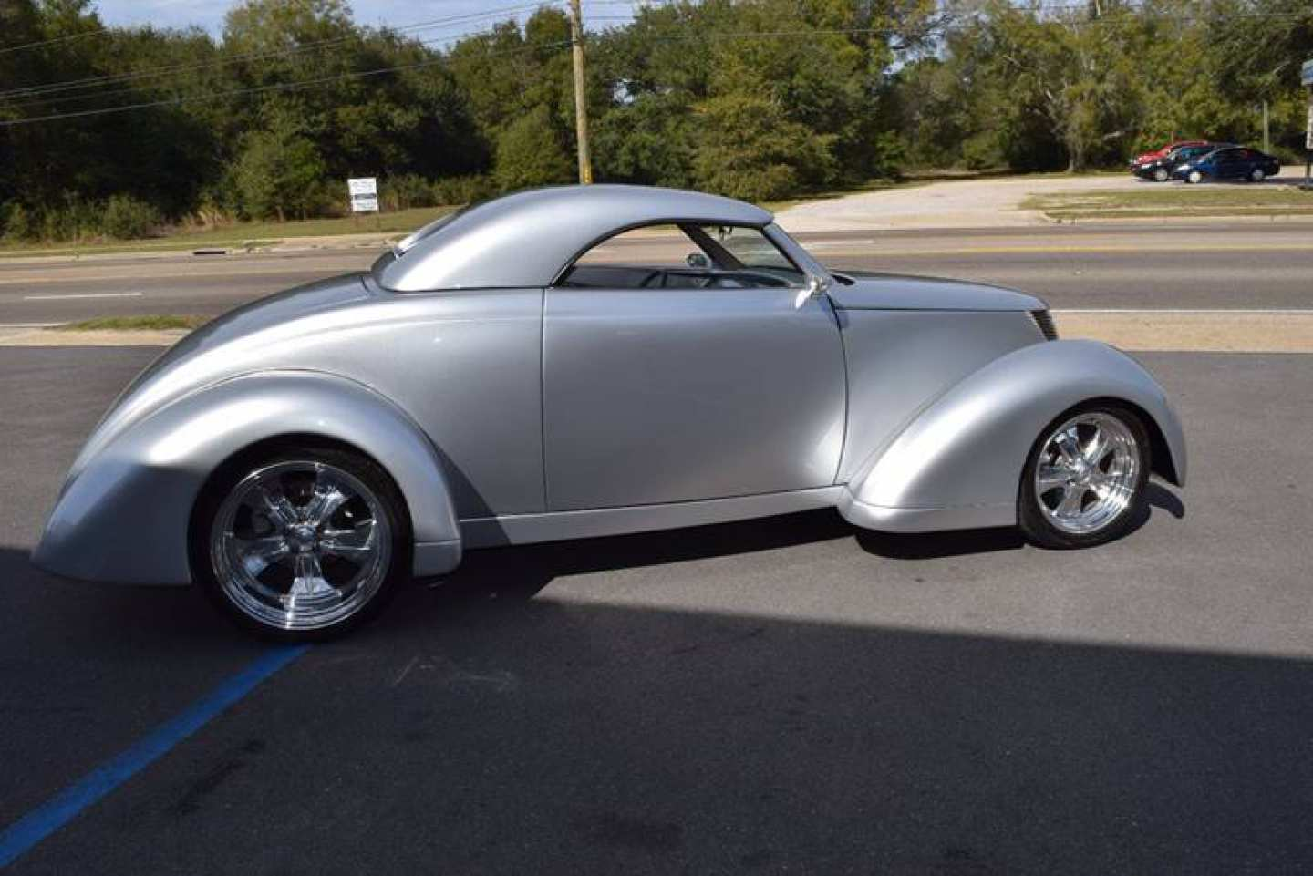 6th Image of a 1937 FORD CUSTOM
