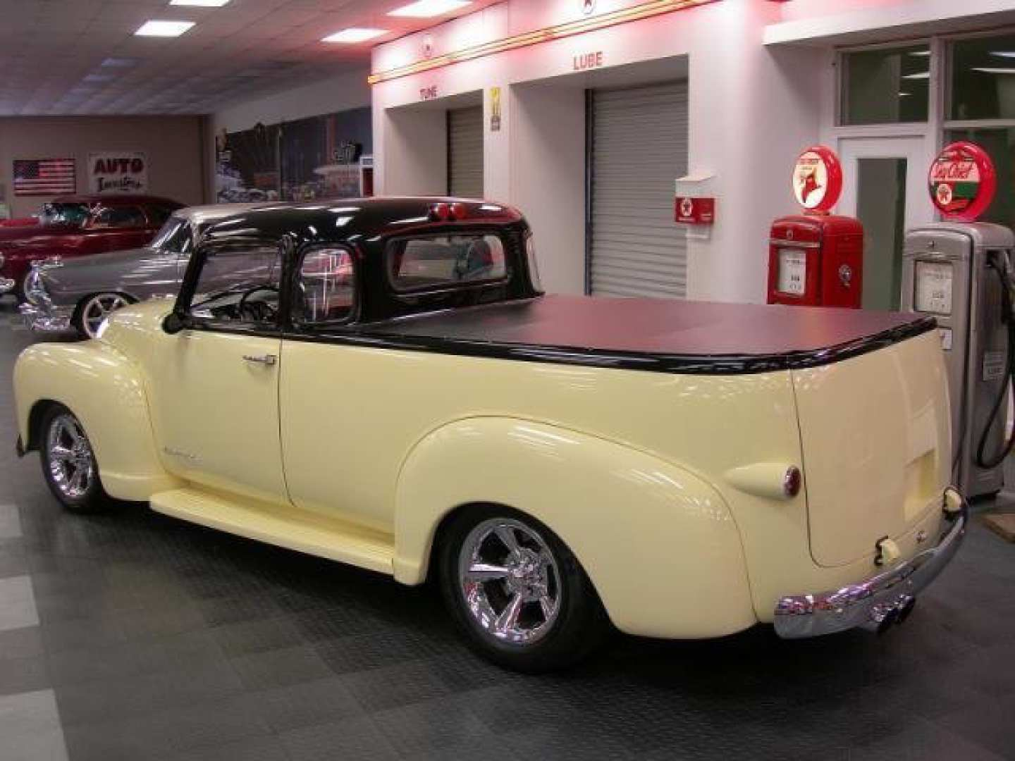 57th Image of a 1950 CHEVROLET 5 WINDOW