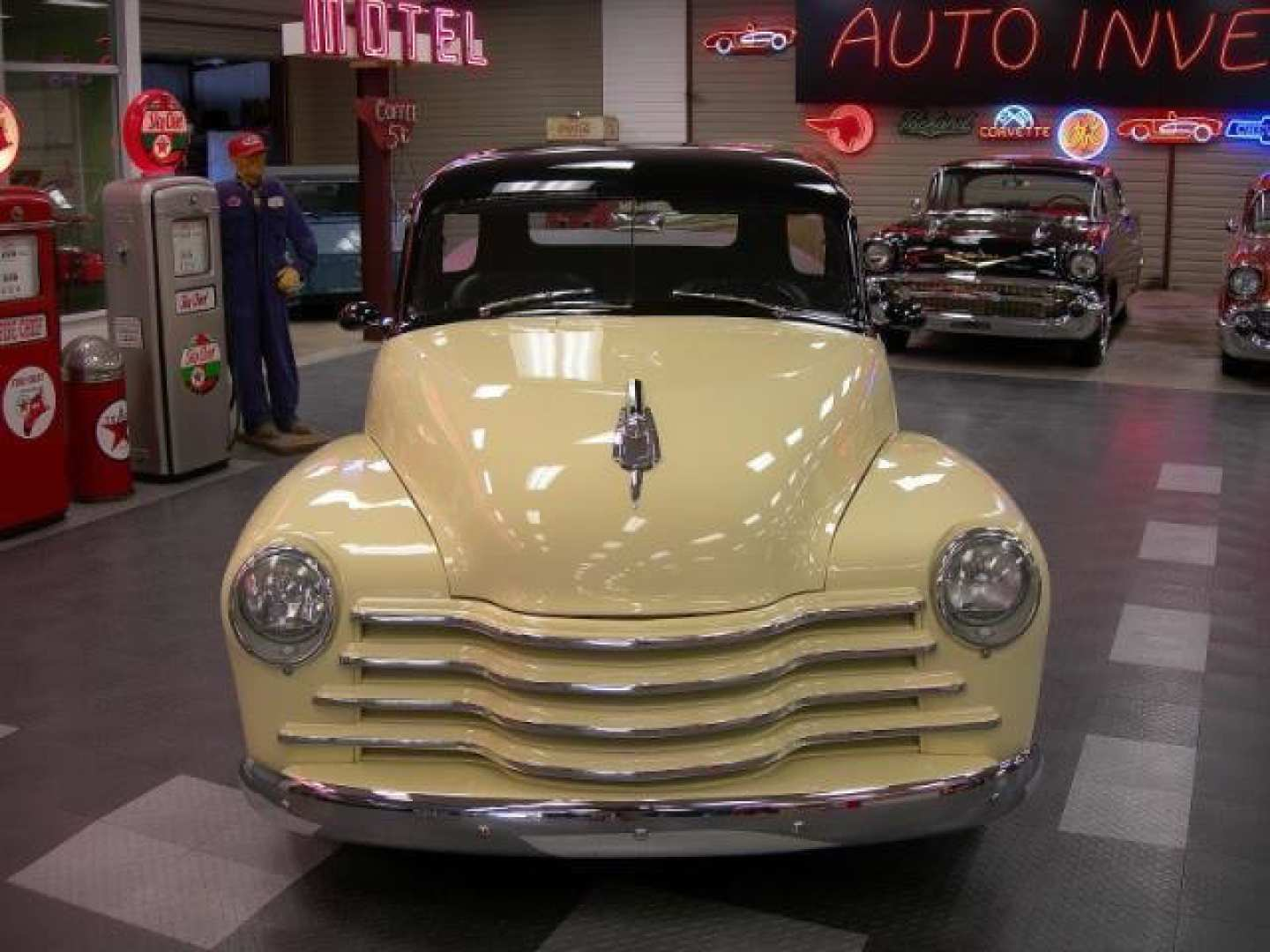 56th Image of a 1950 CHEVROLET 5 WINDOW