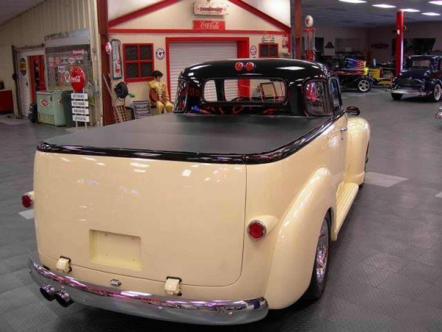8th Image of a 1950 CHEVROLET 5 WINDOW
