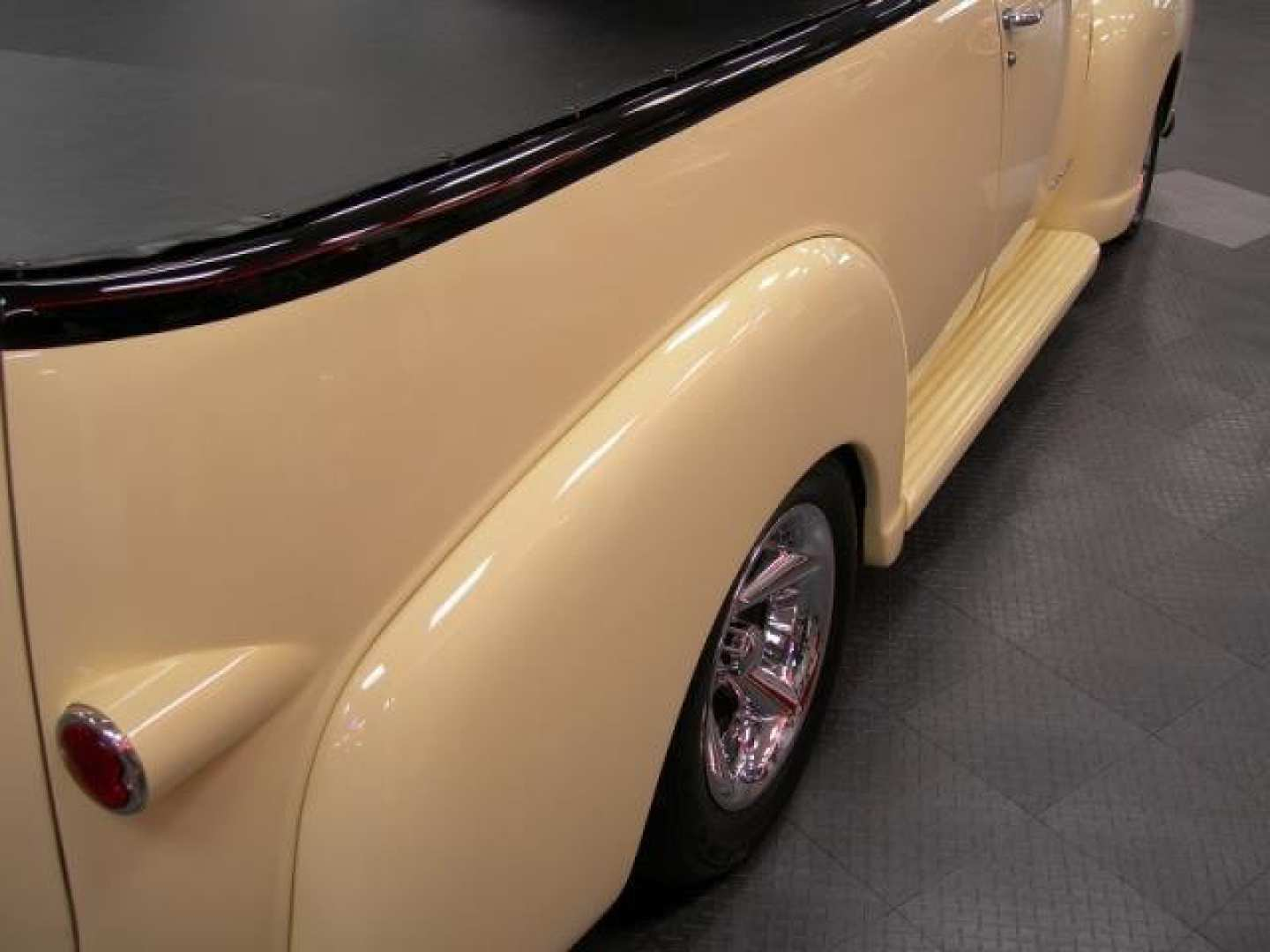10th Image of a 1950 CHEVROLET 5 WINDOW