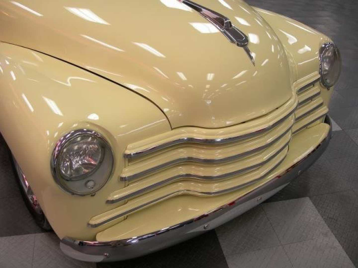 41st Image of a 1950 CHEVROLET 5 WINDOW