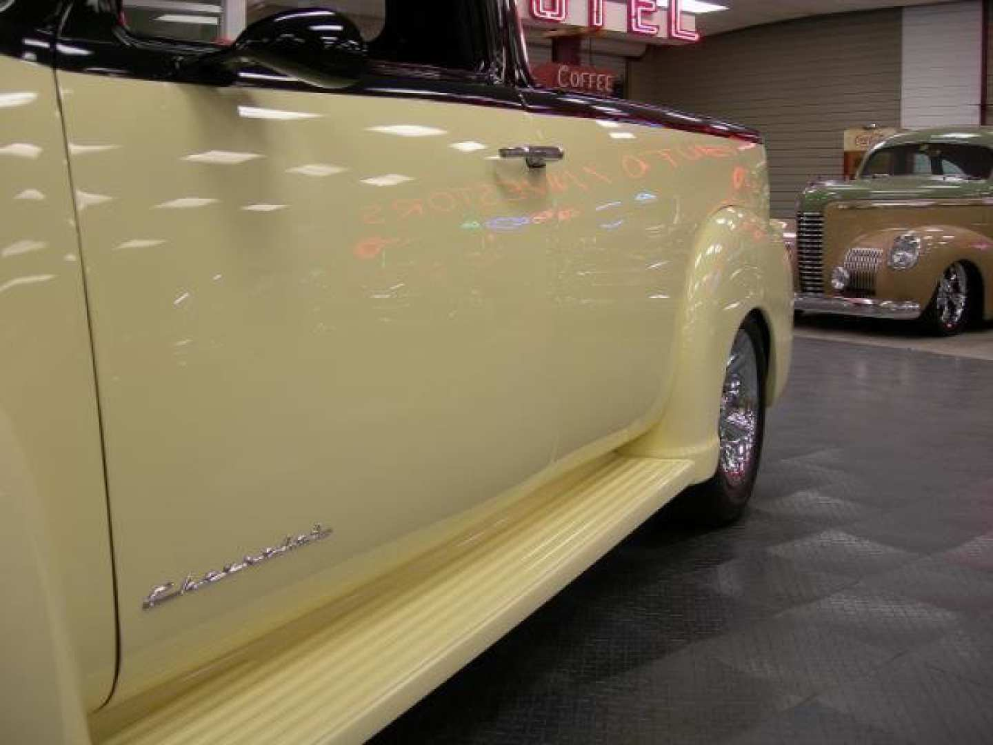 46th Image of a 1950 CHEVROLET 5 WINDOW