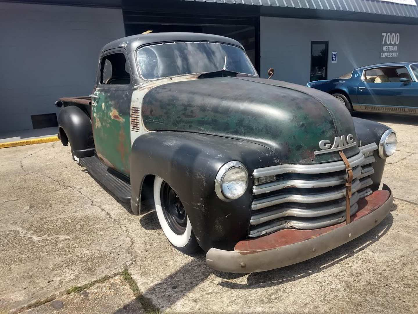 7th Image of a 1953 CHEVROLET 3100