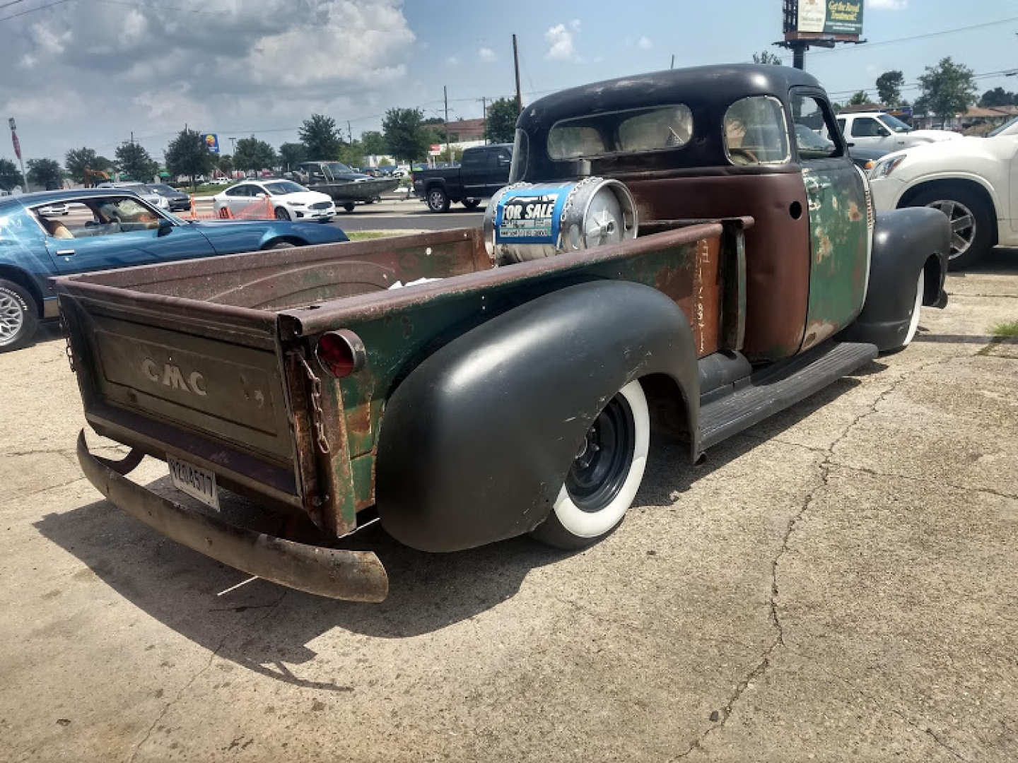 6th Image of a 1953 CHEVROLET 3100