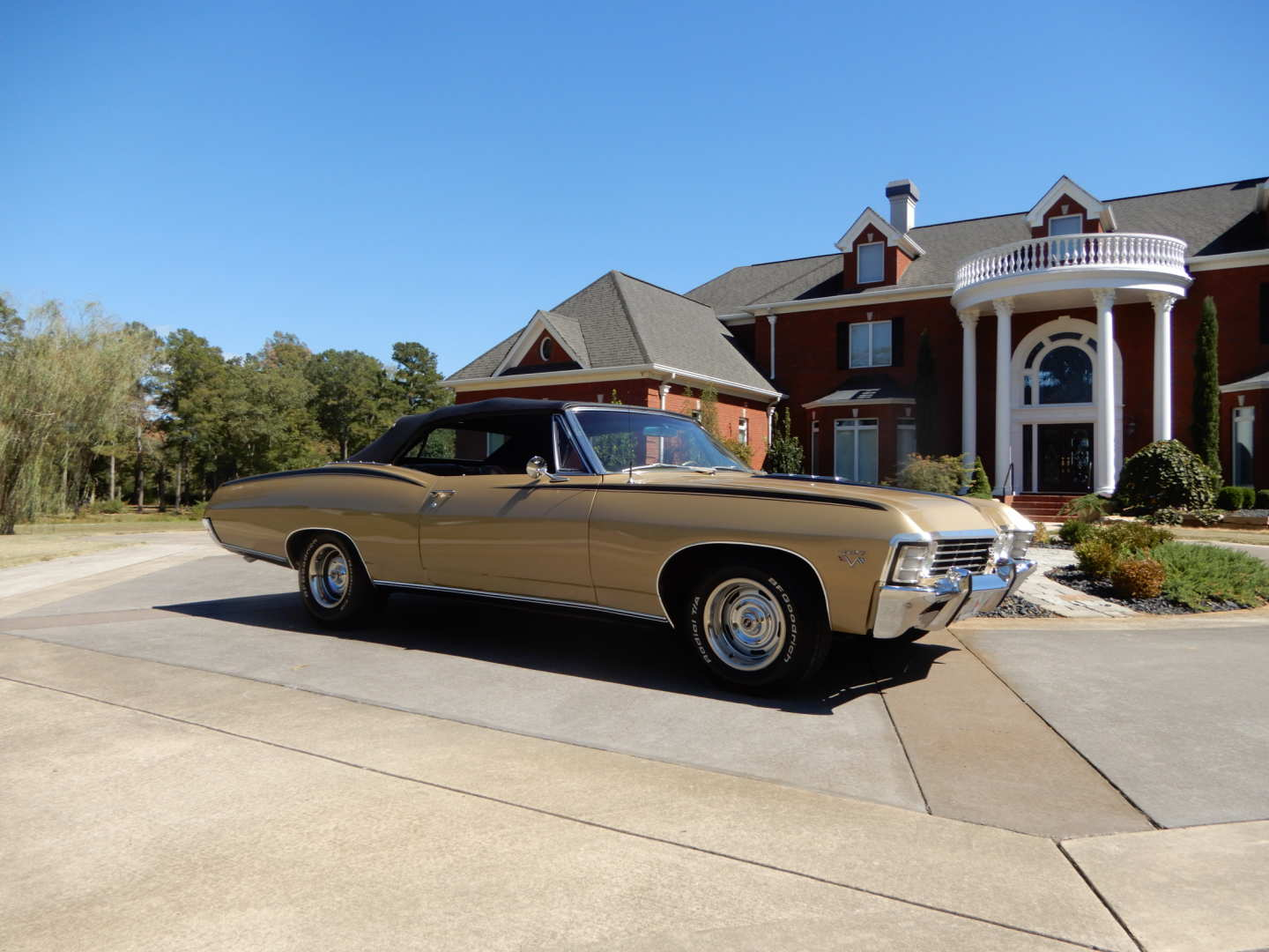4th Image of a 1967 CHEVROLET IMPALA