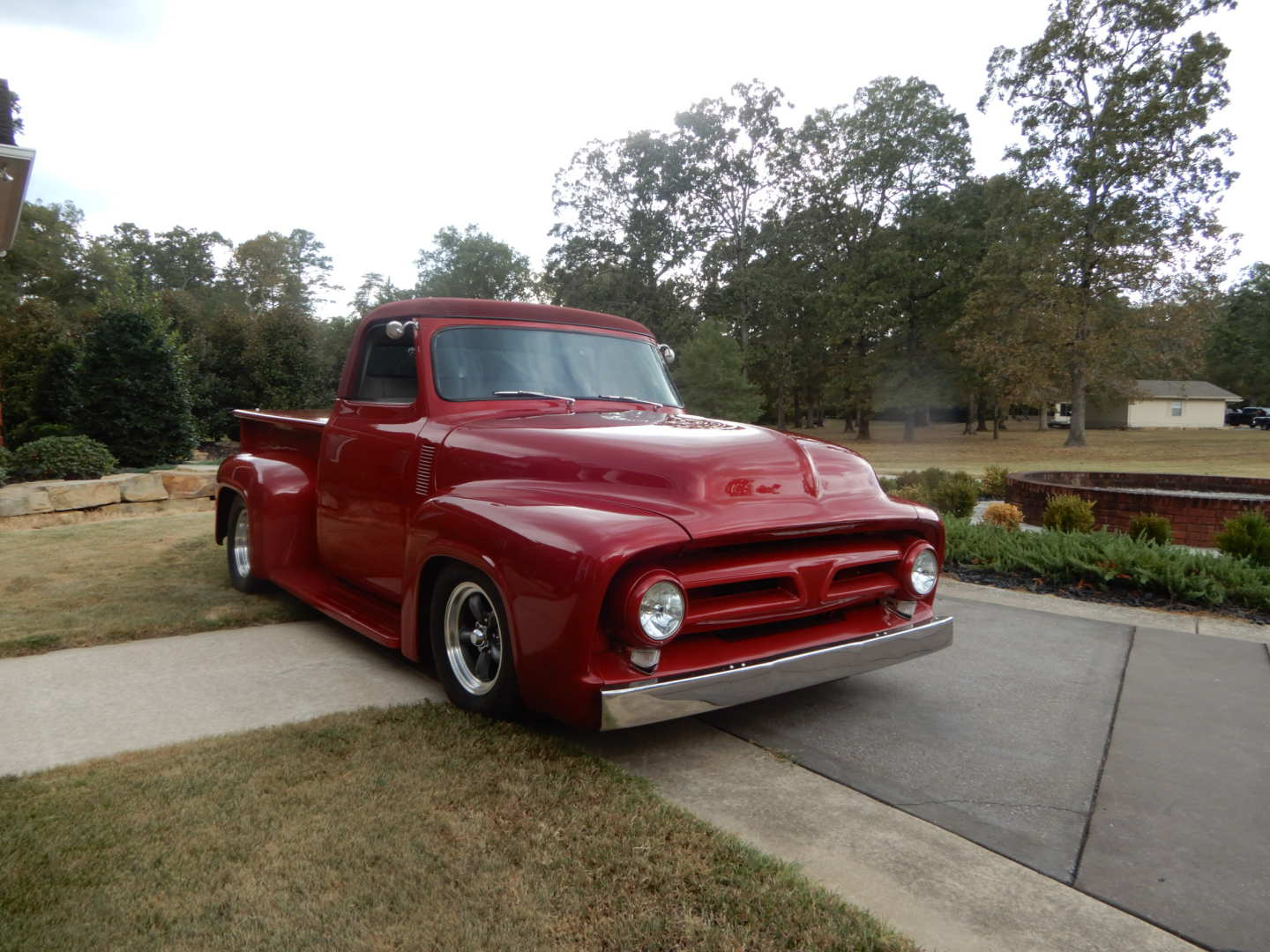 7th Image of a 1953 FORD TRUCK PICKUP