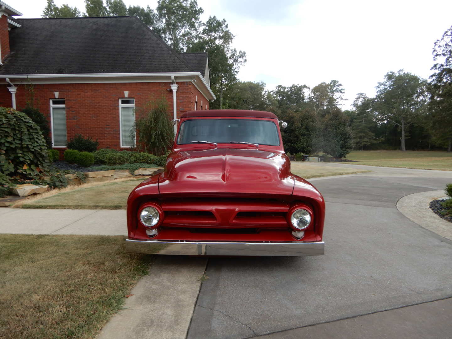 4th Image of a 1953 FORD TRUCK PICKUP