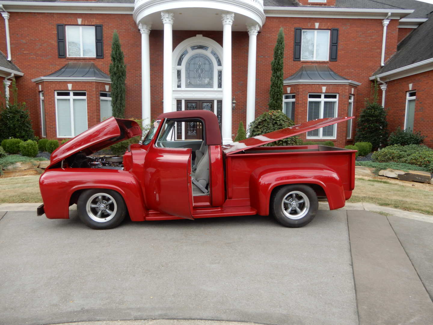 5th Image of a 1953 FORD TRUCK PICKUP