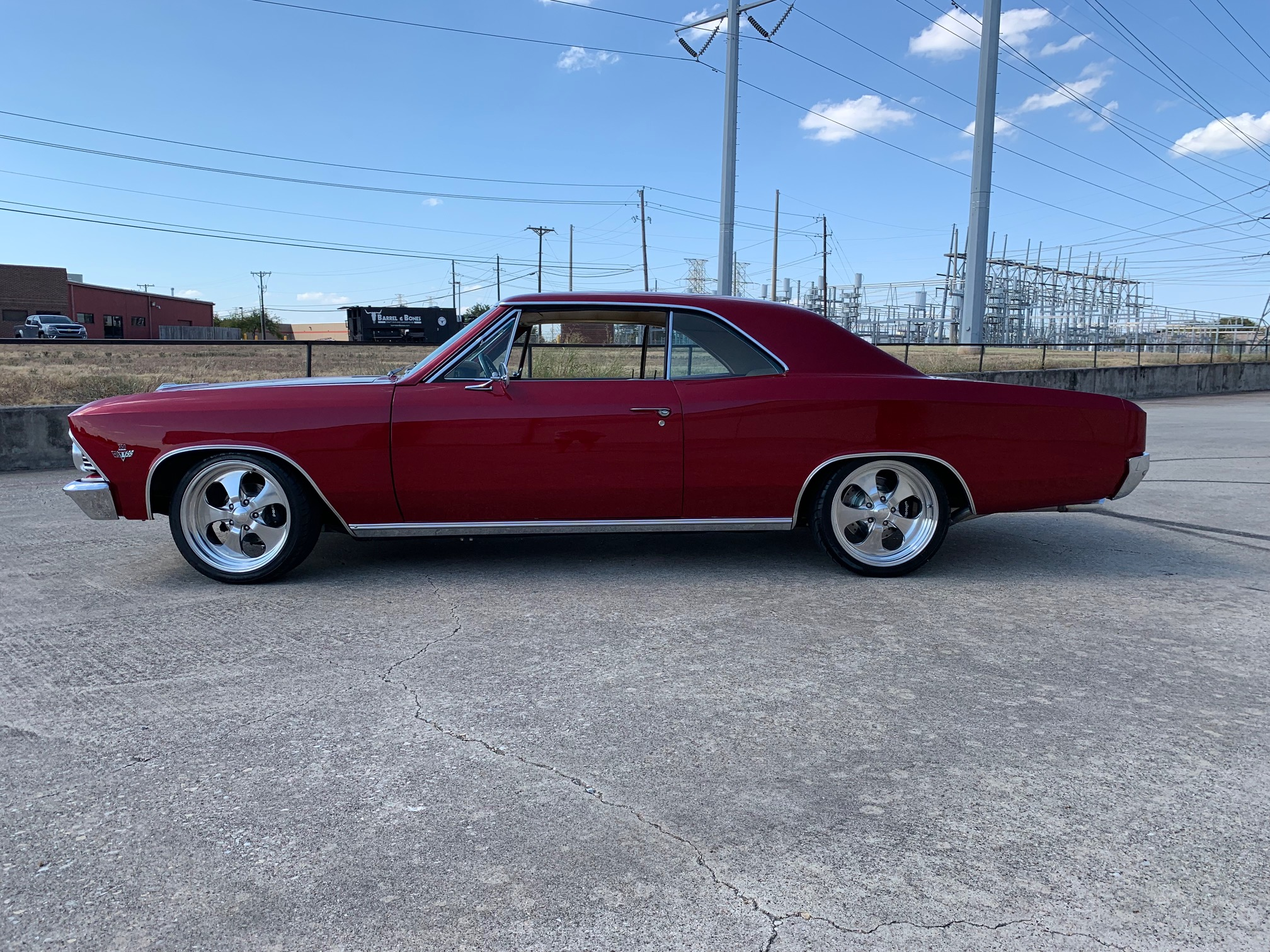 9th Image of a 1966 CHEVROLET CHEVELLE