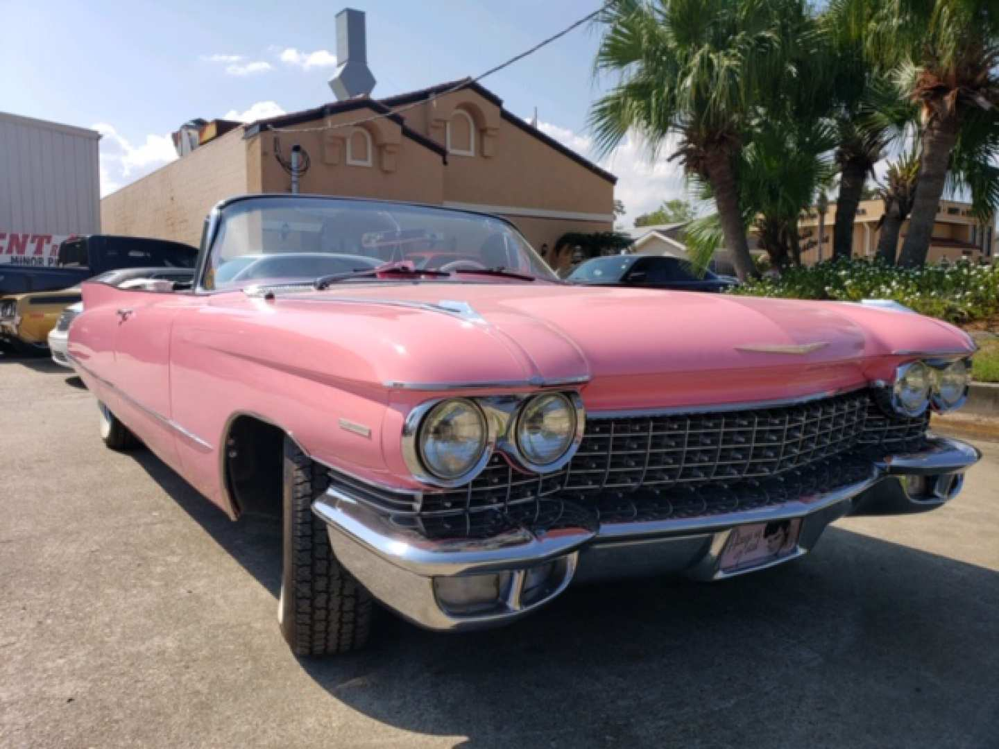 14th Image of a 1960 CADILLAC DEVILLE