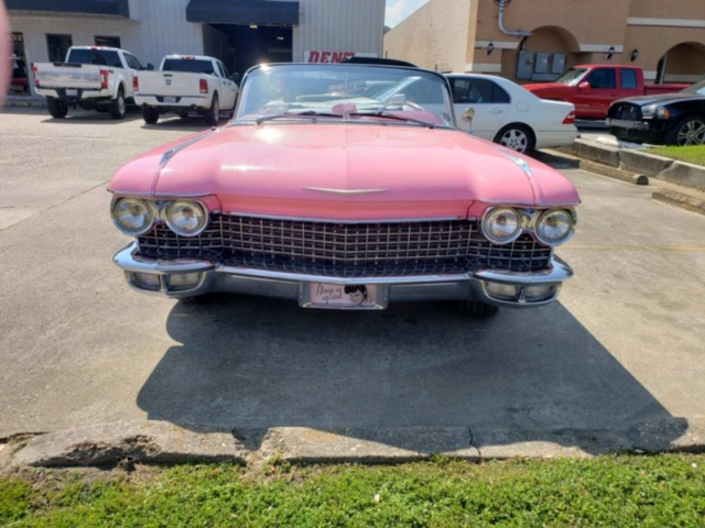 7th Image of a 1960 CADILLAC DEVILLE
