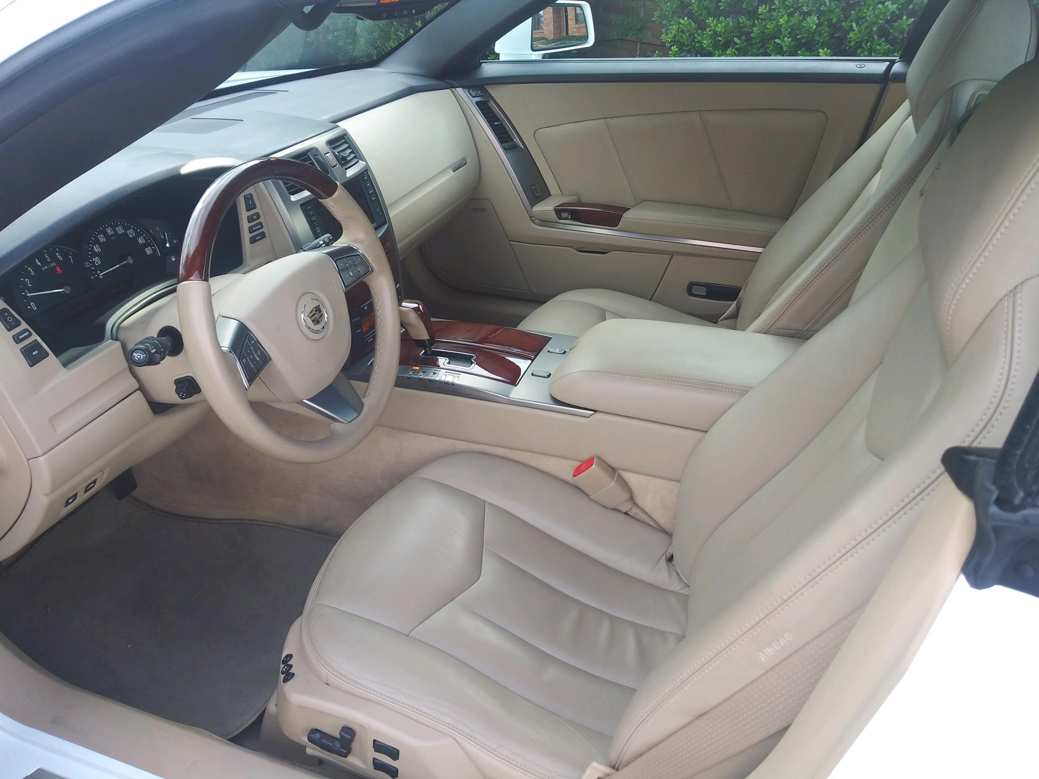 9th Image of a 2008 CADILLAC XLR ROADSTER