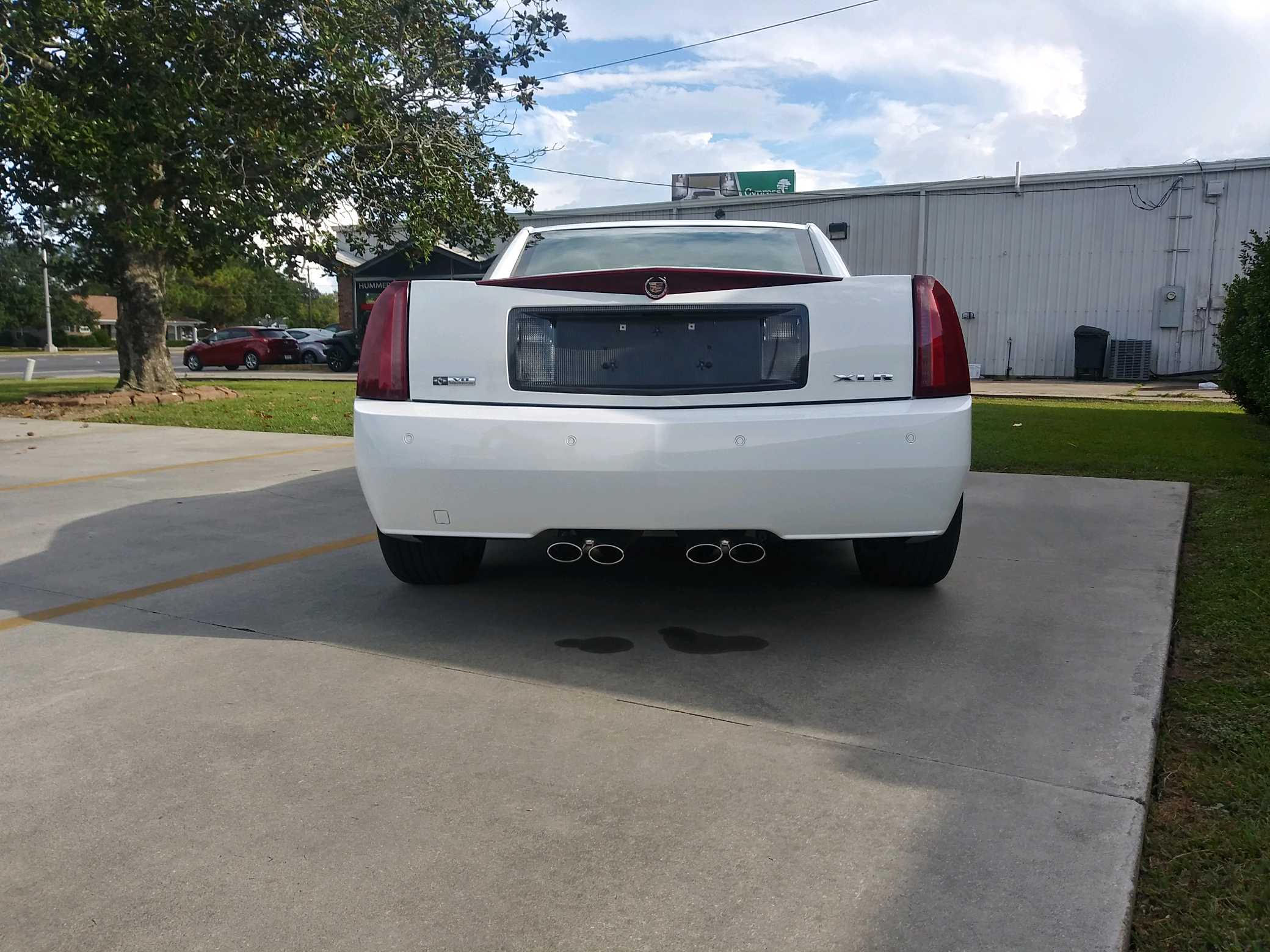 6th Image of a 2008 CADILLAC XLR ROADSTER
