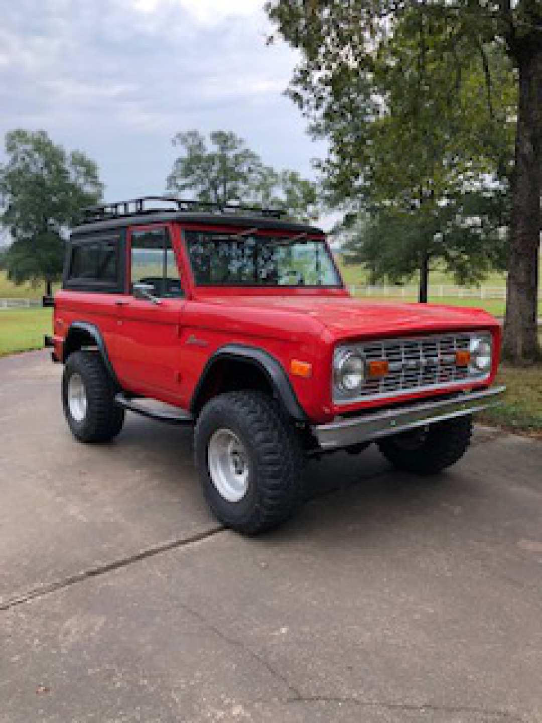 12th Image of a 1971 FORD BRONCO