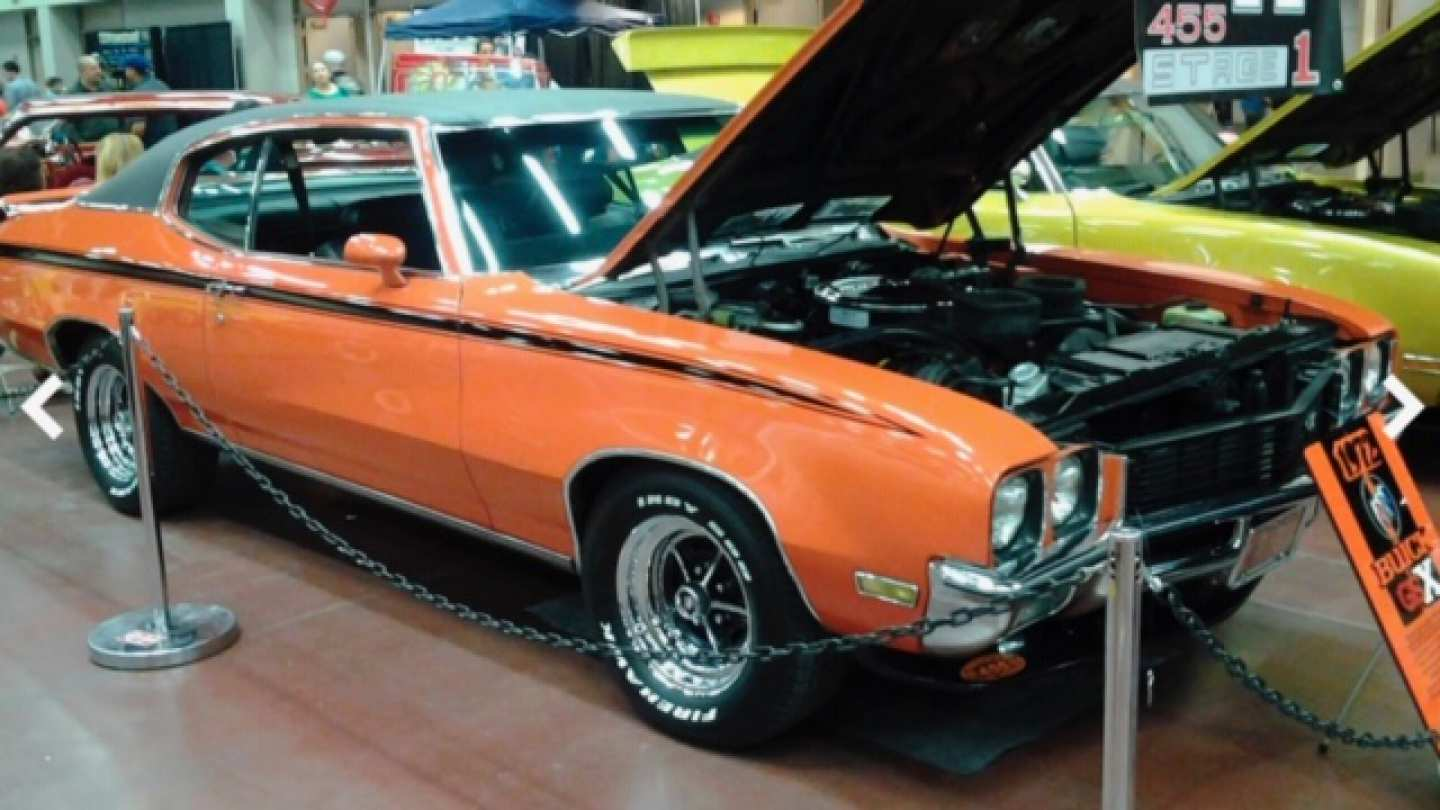 5th Image of a 1972 BUICK SKYLARK