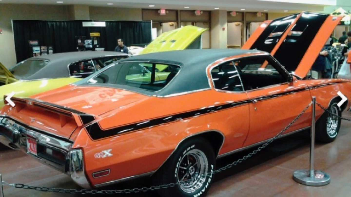 6th Image of a 1972 BUICK SKYLARK