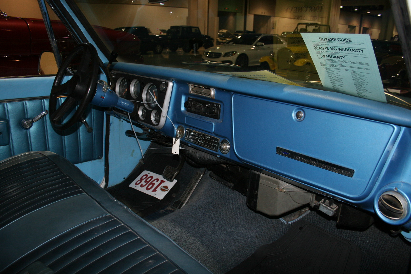 7th Image of a 1968 CHEVROLET C10