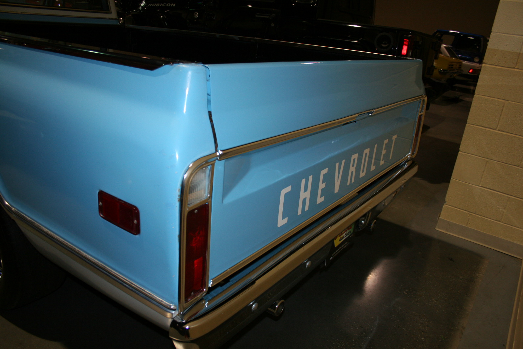 11th Image of a 1968 CHEVROLET C10