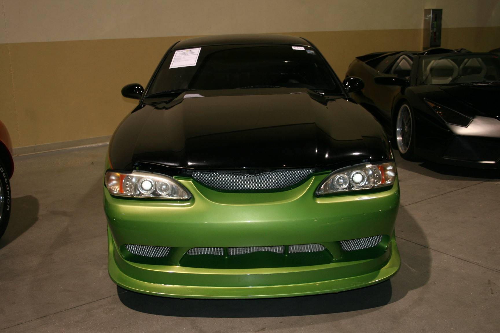 1st Image of a 1995 FORD MUSTANG COBRA