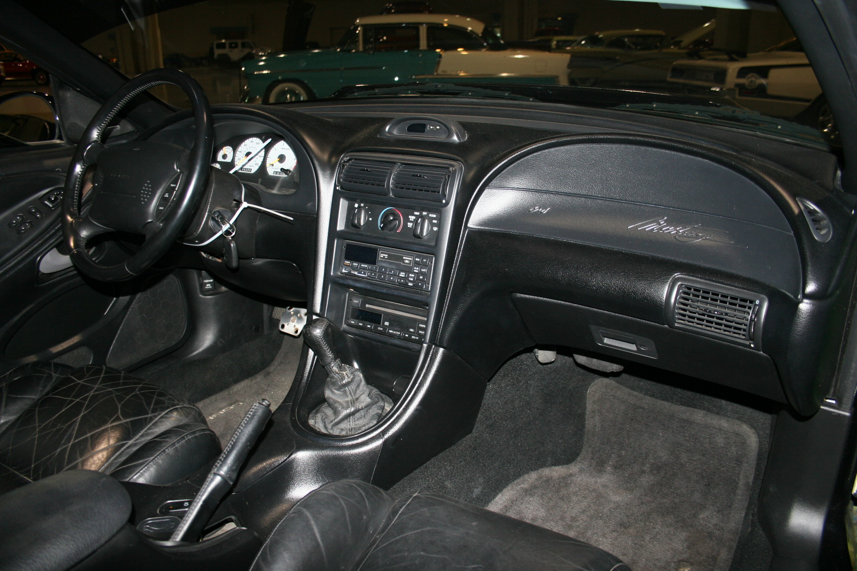 14th Image of a 1995 FORD MUSTANG COBRA