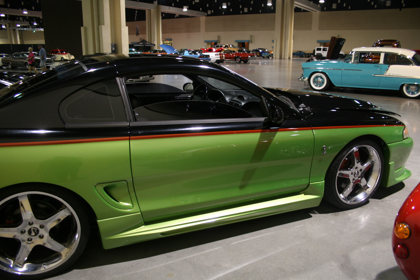 5th Image of a 1995 FORD MUSTANG COBRA