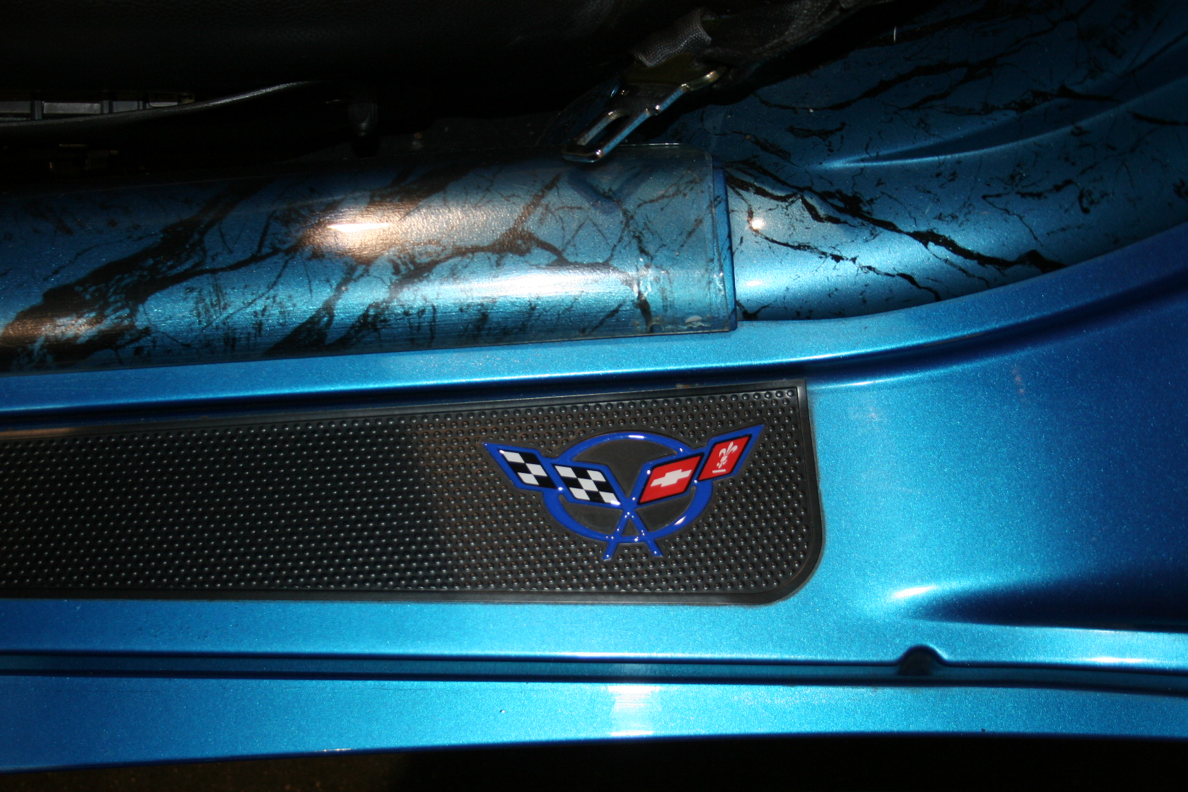 2nd Image of a 1997 CHEVROLET CORVETTE