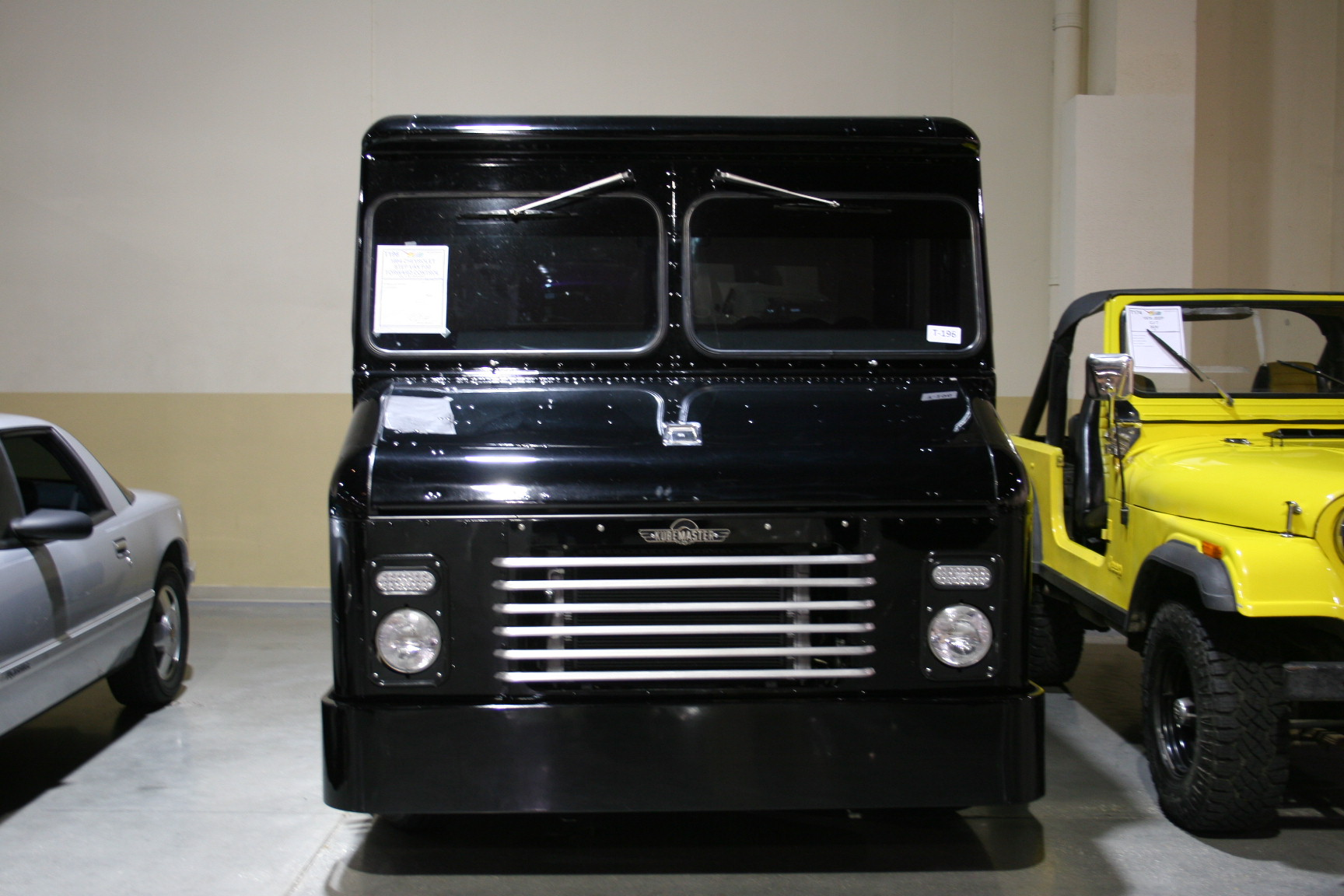 5th Image of a 1984 CHEVROLET STEP VAN P30