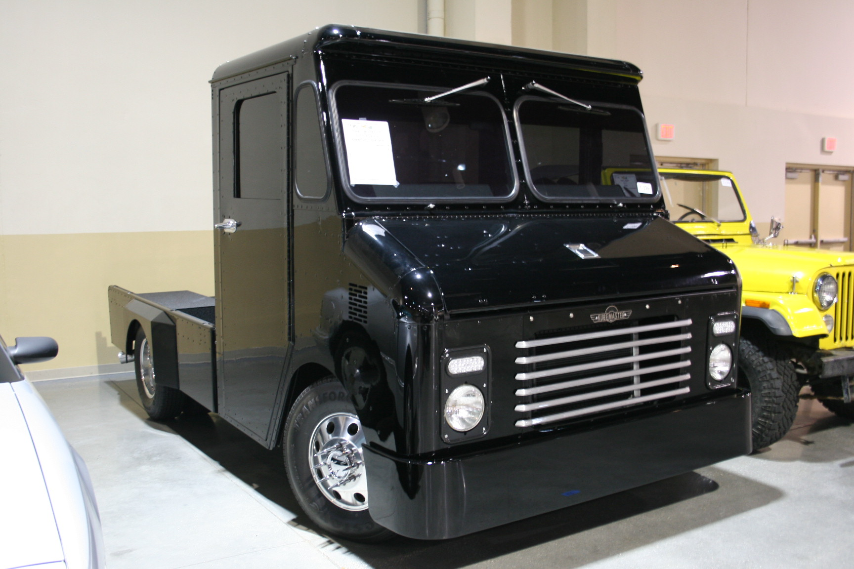 6th Image of a 1984 CHEVROLET STEP VAN P30