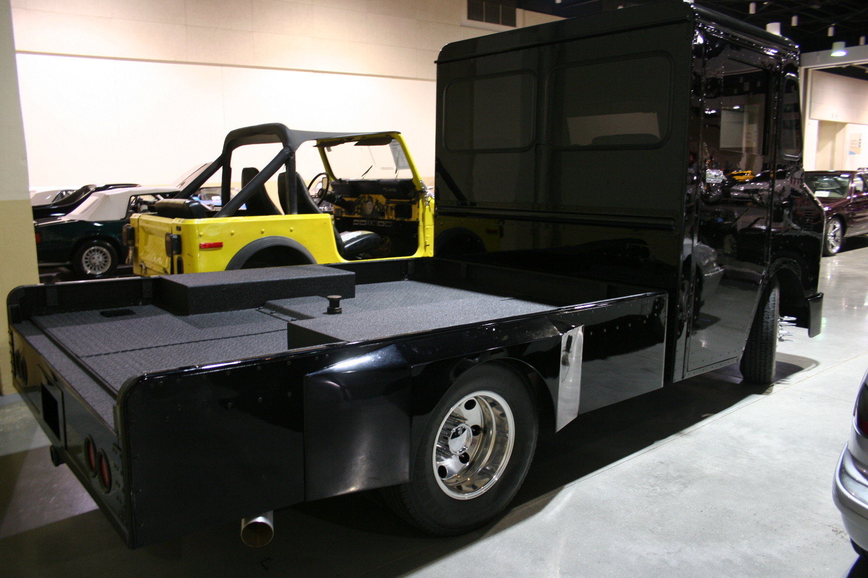 4th Image of a 1984 CHEVROLET STEP VAN P30