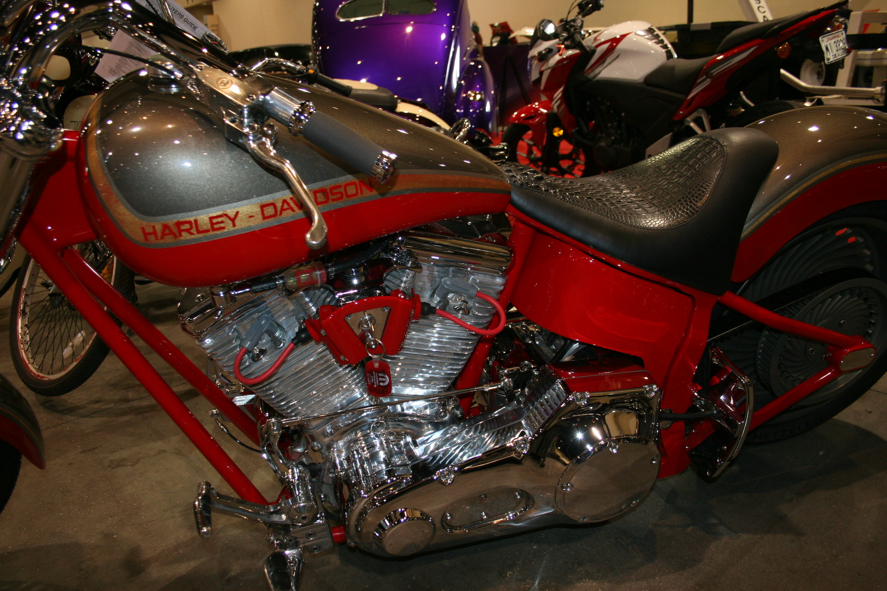 10th Image of a 2001 HARLEY MOTORCYCLE