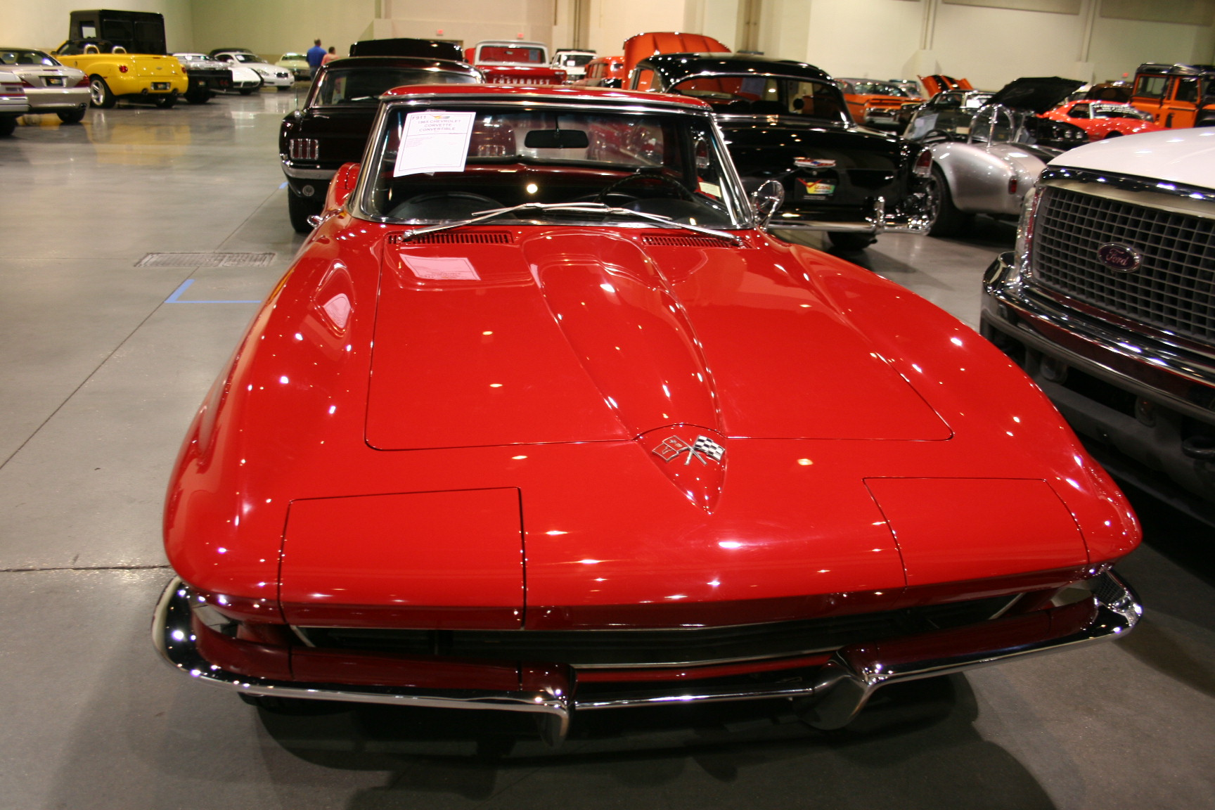 11th Image of a 1965 CHEVROLET CORVETTE