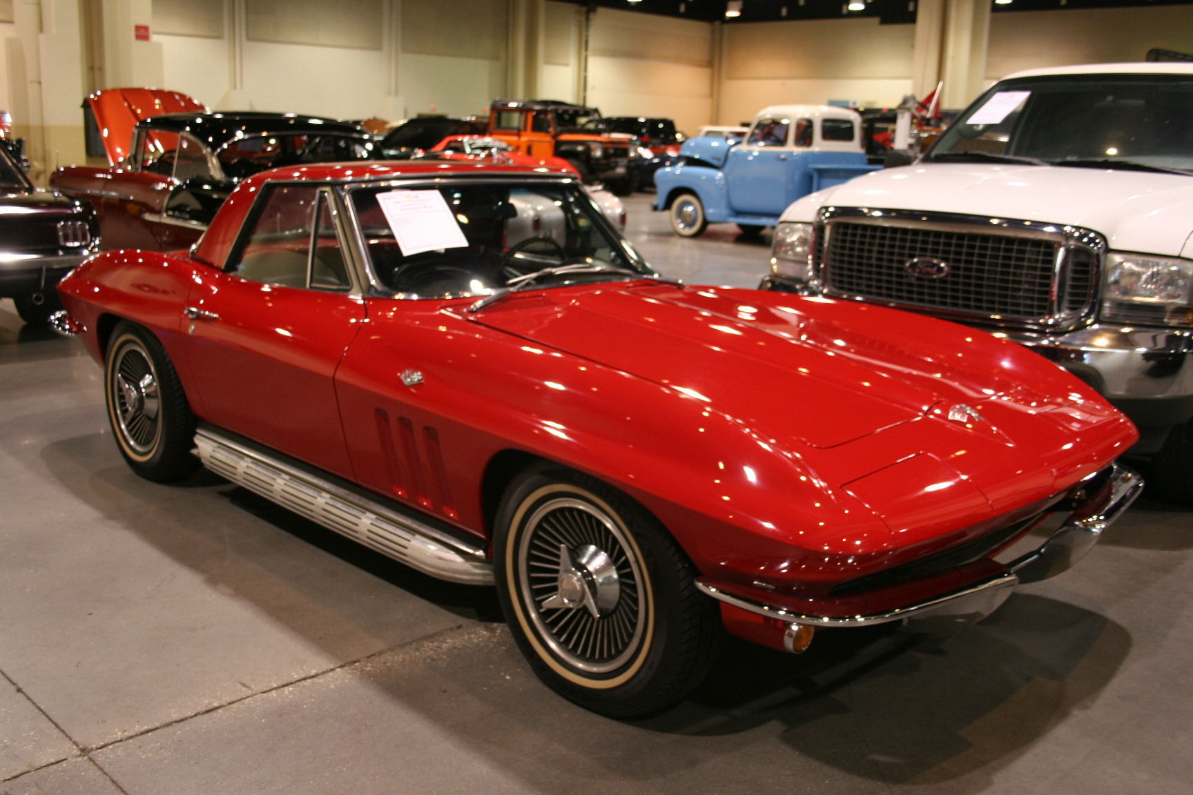 8th Image of a 1965 CHEVROLET CORVETTE