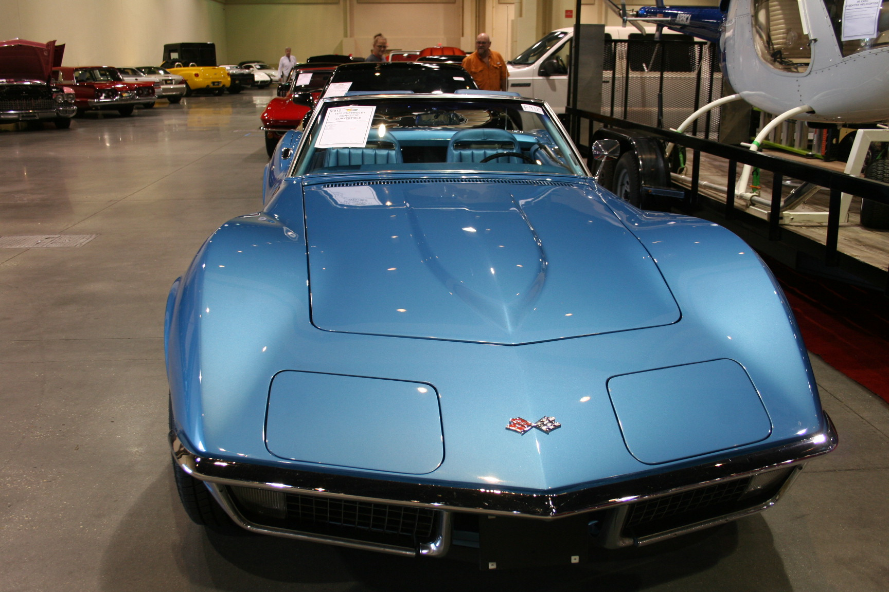 10th Image of a 1970 CHEVROLET CORVETTE