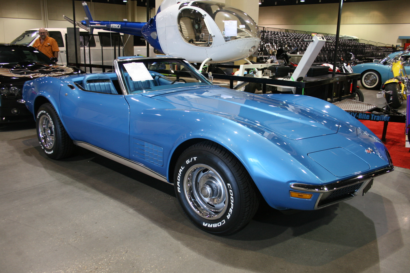 3rd Image of a 1970 CHEVROLET CORVETTE