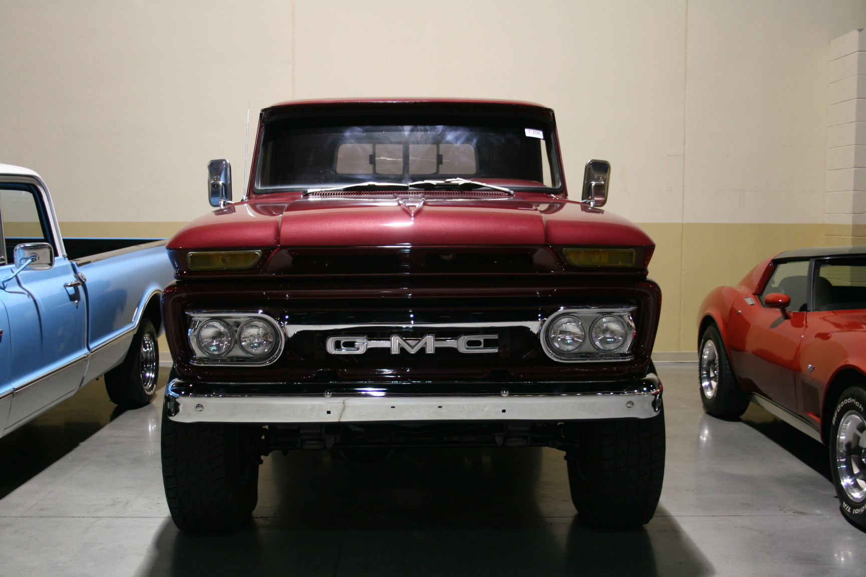 9th Image of a 1966 GMC TRUCK K2500