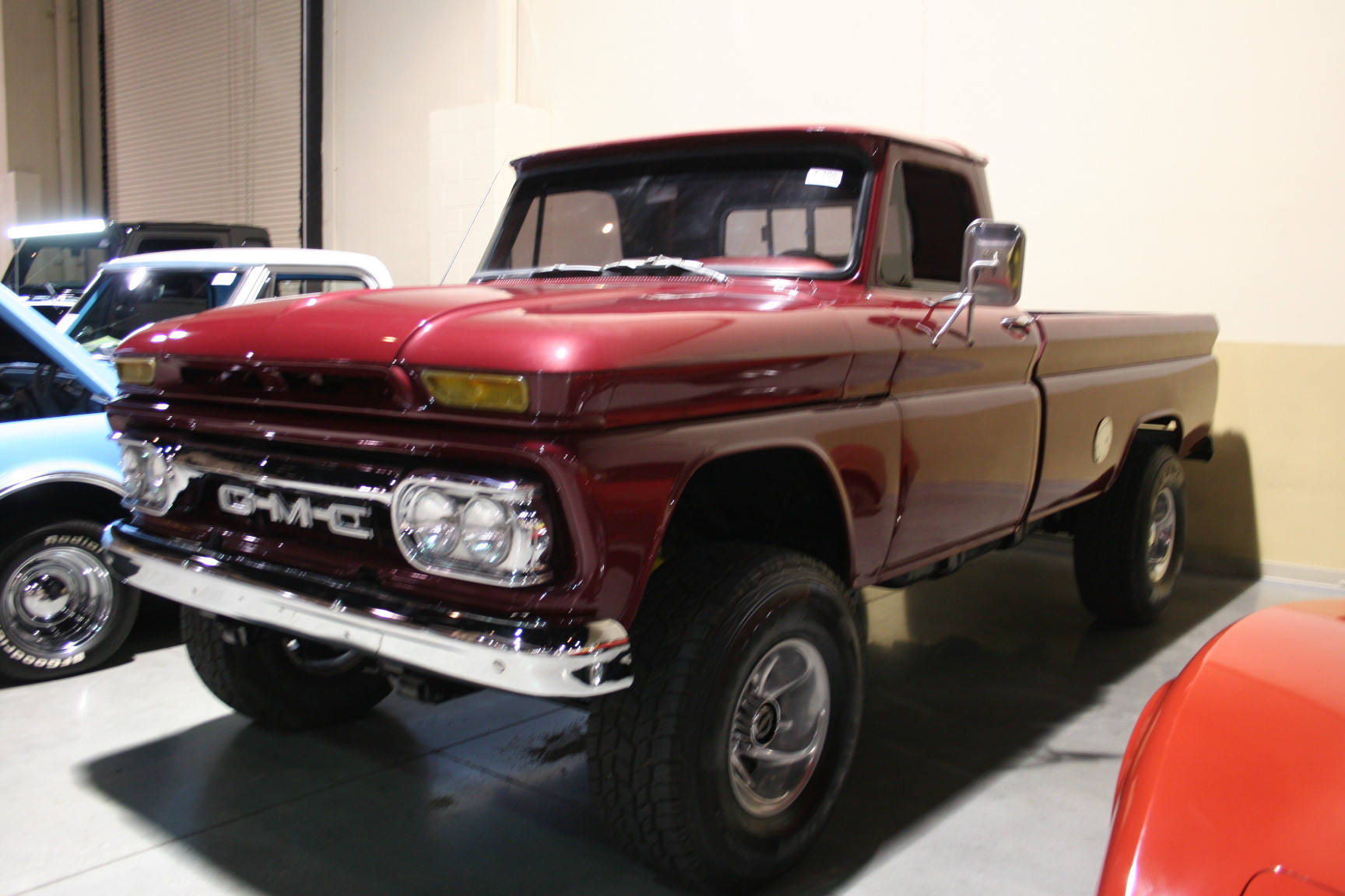1966 Gmc Truck K2500 For Sale At Vicari Auctions Biloxi 2019